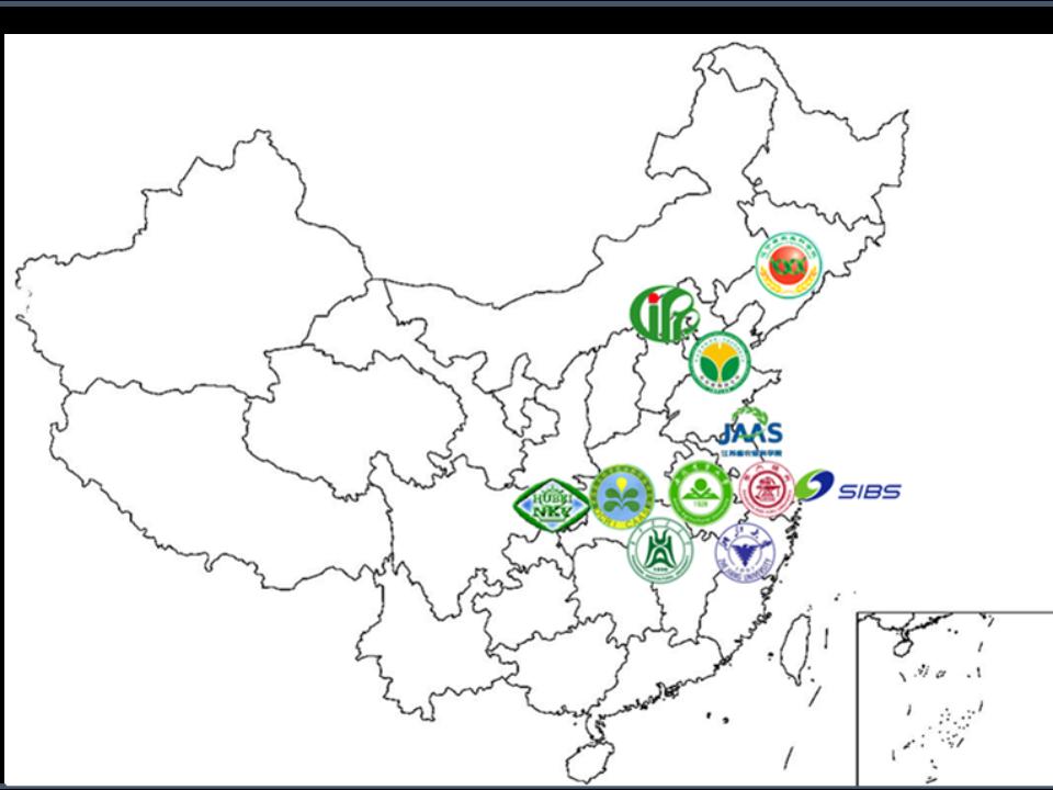 MycoKey China Consortium