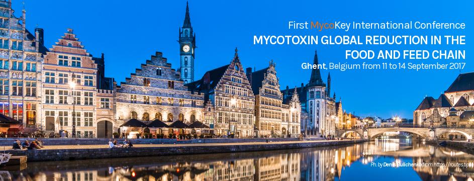 1ST MYCOKEY INTERNATIONAL CONFERENCE 11-14 September 2017 - GHENT, Belgium Image