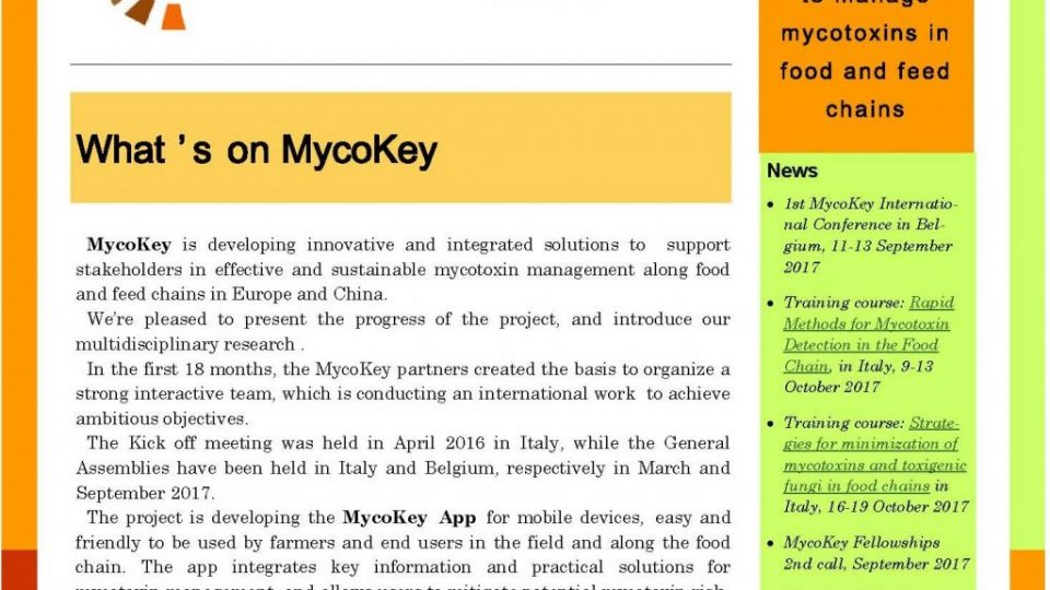MycoKey newsletter_Sep 2017_Pagina_1