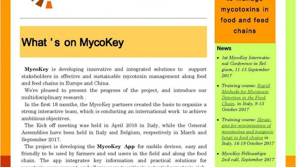 MycoKey newsletter_Sep 2017_Pagina_1